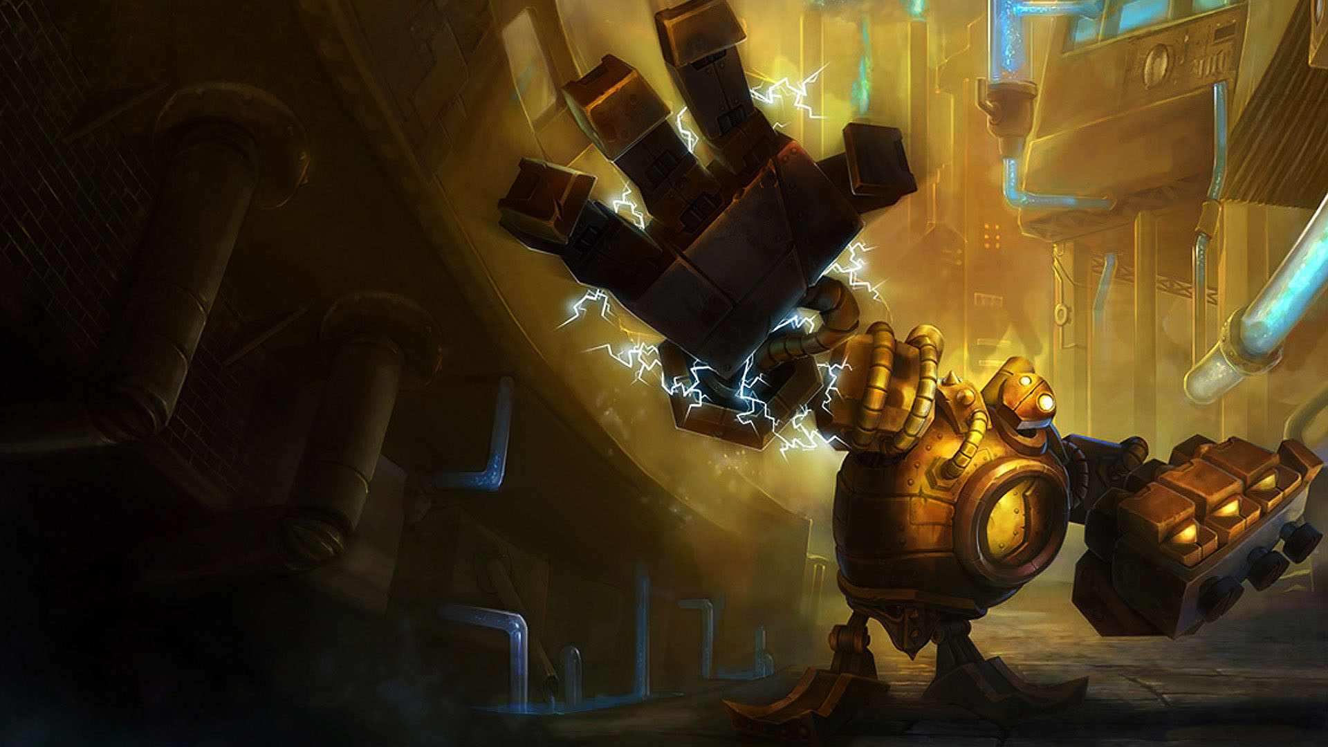Counter Blitzcrank